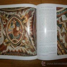 Libros de segunda mano: PINTURA ROMÁNICA. PANTEÓN REAL DE SAN ISIDORO - ROMÁNICO. Lote 150079638