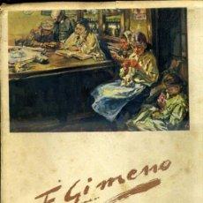 Libros de segunda mano: JUAN CORTÉS : GIMENO (NIUBÓ, 1949) - EDICIÓN NUMERADA. Lote 37534674