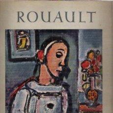 Libros de segunda mano: GEORGE ROUAULT-TEXT BY JACQUES MERITAIN1952. Lote 142783341