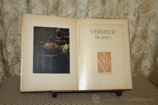 3419- VERMEER DE DELFT. LA GALERIE DE LA PLEIADE. LIB. GALLIMARD. 1952. (Libros de Segunda Mano - Bellas artes, ocio y coleccionismo - Pintura)