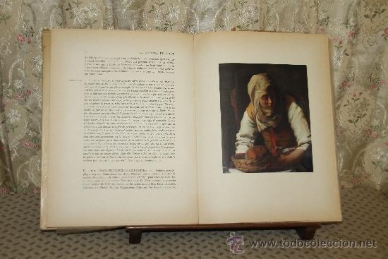 Libros de segunda mano: 3419- VERMEER DE DELFT. LA GALERIE DE LA PLEIADE. LIB. GALLIMARD. 1952. - Foto 2 - 37684897