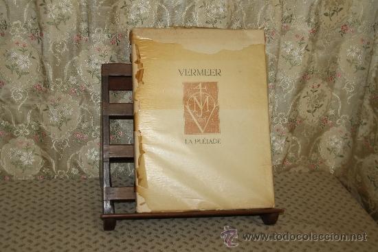 Libros de segunda mano: 3419- VERMEER DE DELFT. LA GALERIE DE LA PLEIADE. LIB. GALLIMARD. 1952. - Foto 5 - 37684897
