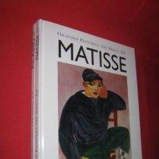 Libros de segunda mano - Matisse. Grandes Pintores del siglo XX. - 37761255