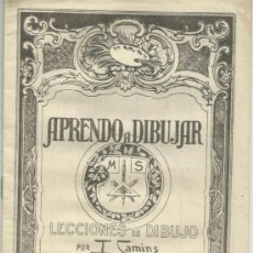 Libros de segunda mano: APRENDO A DIBUJAR. Lote 38082679