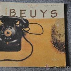 Libros de segunda mano: JOSEPH BEUYS DE CARMEN BERNARDEZ EDITORIALL NEREA AÑO 2003. Lote 38203965