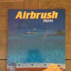 Libros de segunda mano: AIRBRUSH WORKS - TRABAJOS AEROGRAFIA - TASCHEN - MICHAEL METTE. Lote 239513925