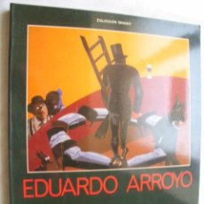 Libros de segunda mano: EDUARDO ARROYO. 1986. Lote 38427661