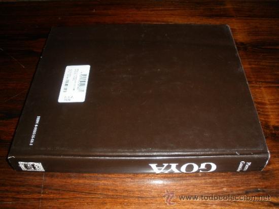 Libros de segunda mano: Goya. A Witness of His Times --- Pierre Gassier - Foto 5 - 151456848