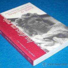 Libros de segunda mano: LOS DÍAS EN ROJO : TEXTOS Y DECLARACIONES COLECTIVAS DEL GRUPO SURREALISTA DE MADRID. Lote 38658009