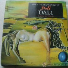 Libros de segunda mano: THE LIFE AND WORKS OF DALÍ. HARRIS, NATHANIEL. 1994. Lote 38770575