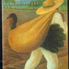 Libros de segunda mano: DIEGO RIVERA. CÁDIZ. CASTILLA DE SANTA CATALINA MAYO - AGOSTO 2004 A-ART-1379. Lote 38868732