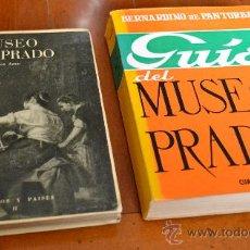 Libros de segunda mano: ¡ESPECIAL LOTE DE 2 LIBROS SOBRE EL MUSEO DEL PRADO!. MUY ILUSTRADOS.. Lote 38922214