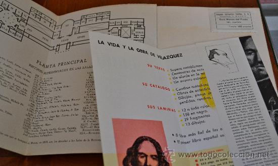 Libros de segunda mano: ¡ESPECIAL LOTE DE 2 LIBROS SOBRE EL MUSEO DEL PRADO!. MUY ILUSTRADOS Y EN BUEN ESTADO. VER FOTOS. - Foto 7 - 38922214