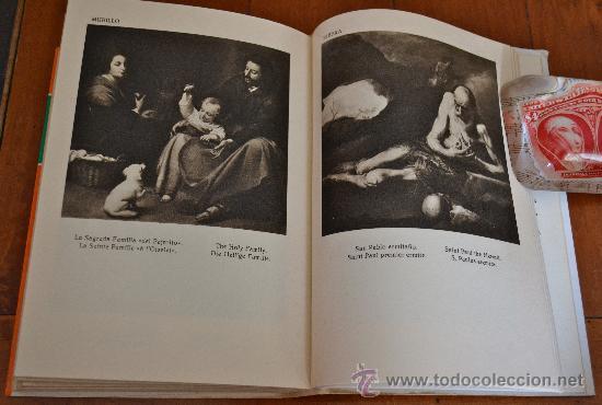 Libros de segunda mano: ¡ESPECIAL LOTE DE 2 LIBROS SOBRE EL MUSEO DEL PRADO!. MUY ILUSTRADOS Y EN BUEN ESTADO. VER FOTOS. - Foto 10 - 38922214