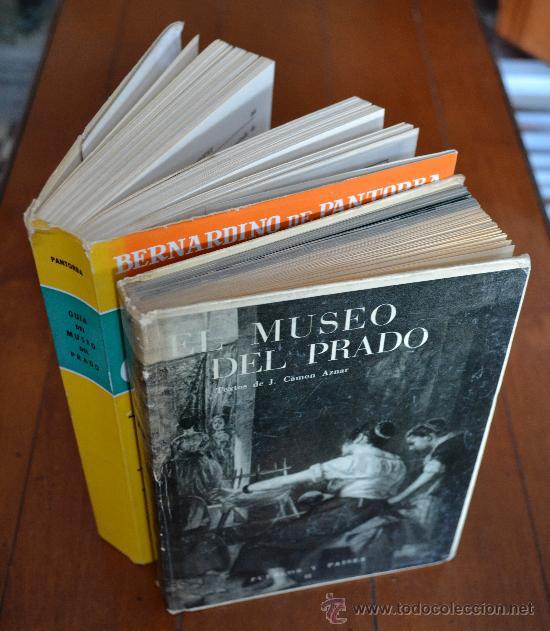 Libros de segunda mano: ¡ESPECIAL LOTE DE 2 LIBROS SOBRE EL MUSEO DEL PRADO!. MUY ILUSTRADOS Y EN BUEN ESTADO. VER FOTOS. - Foto 11 - 38922214