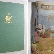 Libros de segunda mano: SANTIAGO RUSIÑOL, PINTOR. CORTÈS I VIDAL, JOAN. 1957. Lote 38967509