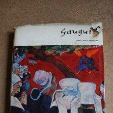 Libros de segunda mano: PAUL GAUGUIN. GOLDWATER (ROBERT) NEW YORK, HARRY N. ABRAMS, INC.,S.A.. Lote 39221016