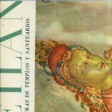 Libros de segunda mano: CEILÁN - PINTURAS DE TEMPLOS Y SANTUARIOS (NEW YORK GRAPHIC SOCIETY, 1957) GRAN FORMATO. Lote 39282285