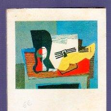 Libros de segunda mano: PICASSO. PERIODO CUBISTA. FRANK ELGAR. EDITORIAL GUSTAVO GILI. BARCELONA. 1957.. Lote 39379332