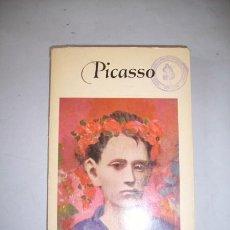 Libros de segunda mano: LIEBERMAN, WILLIAM S. PABLO PICASSO : ÉPOCAS AZUL Y ROSA. Lote 39396438