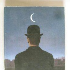 Libros de segunda mano: MAGRITTE - CATALOGO FUNDACION JUAN MARCH - 1989. Lote 39484501