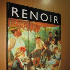 Libros de segunda mano: RENOIR 1841 - 1919 LA ERA DE LOS IMPRESIONISTAS (PINTURA. IMPRESIONISMO. BOHEMIA FRANCESA)). Lote 39767457