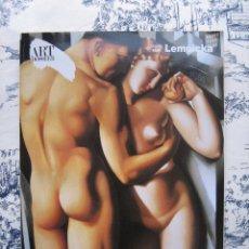 Libros de segunda mano: TAMARA DE LEMPICKA. ART DOSSIER. Lote 159590065