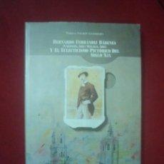 Libros de segunda mano: TERESA SAURET GUERRERO: BERNARDO FERRÁNDIZ BÁDENES Y EL ECLECTICISMO PICTÓRICO DEL SIGLO XIX. Lote 40043905