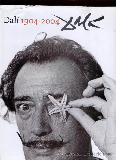 DALÍ 1904-2004 (EN CATALA) (Libros de Segunda Mano - Bellas artes, ocio y coleccionismo - Pintura)