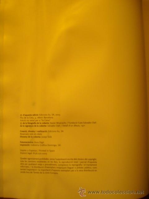 Libros de segunda mano: DALÍ 1904-2004 (EN CATALA) - Foto 3 - 40062183