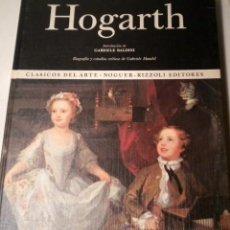 Libros de segunda mano: LA OBRA PICTÓRICA COMPLETA DE HOGARTH.. Lote 40106440