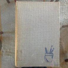 Libros de segunda mano: ENCICLOPEDIA DE LAS TÉCNICAS PICTÓRICAS, DE MARÍA BAZZI, EDIT. NOGUERA, 1 EDICIÓN 1965.. Lote 145059590