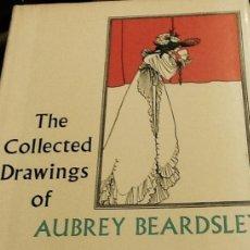 Libros de segunda mano: THE COLLECTED DRAWINGS OF AUBREY BEARDSLEY. Lote 151950186