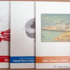Libros de segunda mano: MIRADAS EN EL MUSEO THYSSEN CON ART ACADENY. Lote 40814948