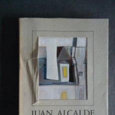 Libros de segunda mano: 'JUAN ALCALDE' EDICIONES NAUTA 1976. DEDICATORIA CON DIBUJO (ROTULADOR NEGRO). Lote 40856323