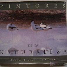 Libros de segunda mano: PINTORES DE LA NATURALEZA;. Lote 40926500