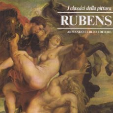 Libros de segunda mano - RUBENS. Roma: Armando Curcio, Ilustrada. 22.5x29. Rústica. Libro. Bueno 16 pp. + 27 ilustraciones en - 40991060