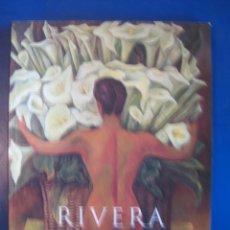 Libros de segunda mano: DIEGO RIVERA. 1886-1957. UN ESPIRITU REVOLUCIONARIO EN EL ARTE MODERNO. ANDREA KETTENMANN.. Lote 41008174