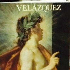 Libros de segunda mano: VELÁZQUEZ. MUSEO DEL PRADO (23 ENERO -31MARZO 1990). Lote 194664305