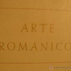 Libros de segunda mano: ARTE ROMANICO. Lote 41148228
