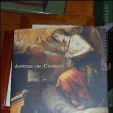 Livros em segunda mão: ANTONIO DEL CASTILLO, PINTOR DEL SIGLO XVII. Lote 17612727