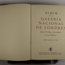Libros de segunda mano: 4523- GALERIAS DE EUROPA. EDIT. LABOR. VV.AA. AÑOS 50. 7 TOMOS. . Lote 41564928