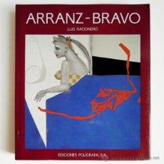 Libros de segunda mano: LUIS RACIONERO - ARRANZ-BRAVO - EDICIONES POLÍGRAFA, S.A. 1989 - ENGLISH ED. - ISBN 84-343-0537-2. Lote 41627509