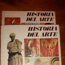 Libros de segunda mano: HISTORIA DEL ARTE ILUSTRADA TOMOS I Y II / 1983. Lote 41720149