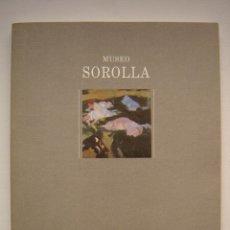 Libros de segunda mano: MUSEO SOROLLA DE MADRID. Lote 42102488