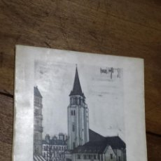Libros de segunda mano: BERNARD BUFFET. GERARD BAUER. EDIT. G.GILI. Lote 42253416