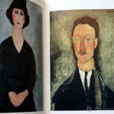 Libros de segunda mano: MODIGLIANI - MUY ILUSTRADO - 1884 - 1920. Lote 42542568