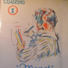 Libros de segunda mano: MONOS - PRIMEROS DIBUJOS INFANTILES – 5 EJEMPLARES. Lote 42902562