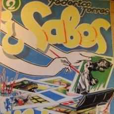 Libros de segunda mano: ¿ SABES ...? DIBUJO Y PINTURA. Lote 42908413