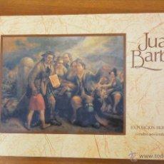 Libros de segunda mano: JUAN BARBA, EXPOSICION HOMENAJE, 1989. Lote 42937274